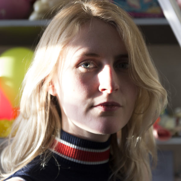 Portree Sille Luiga, 2020, autor Laura Ju͏a͏nó͏s